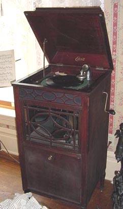 Edison Diamond Disc Phonograph